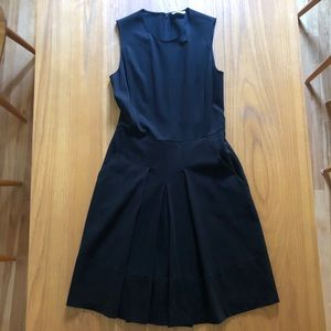 Vince dress with pockets